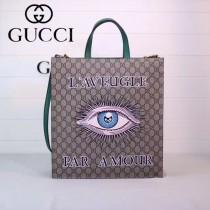 GUCCI-450950-09 古馳時尚新款原單中性风格男女通用超级购物袋