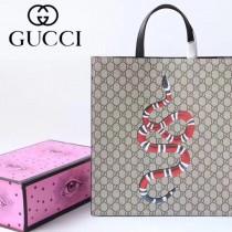 GUCCI-450950-02 古馳時尚新款原單中性风格男女通用超级购物袋