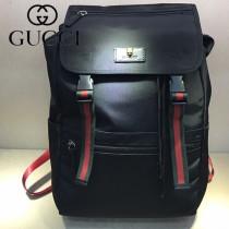 GUCCI-450982 古馳時尚新款原單刺繡Techpack雙肩背包