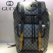 GUCCI-473869 古馳新款原版皮最新爆款英倫背包