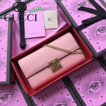 GUCCI-453506-01 古馳新款原版皮手包 斜背包 錢包