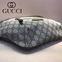 GUCCI-529711-01 古馳Courrier GG Supreme專櫃同步新款腰包