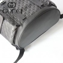GUCCI-450958 古馳時尚潮流原版皮街拍休閒必備背包