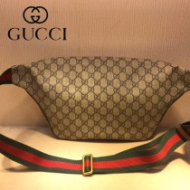 GUCCI-529711 古馳Courrier GG Supreme專櫃同步新款腰包