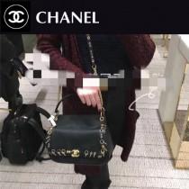 CHANEL-57034 原單 春夏新品 手提斜挎包