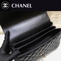 CHANEL-PART3-02 原單 進口羊皮斜挎手提包  小可愛 三個隔層
