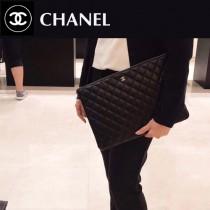CHANEL  82544  原版皮 進口羊皮 宇宙掛飾 最新系列之手拿包 信封包