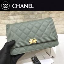 Chanel-80287-03 新色 原單進口球紋 WOC招財包 專櫃同步上市
