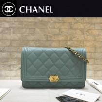 Chanel-80287-04 新色 原單進口球紋 WOC招財包 專櫃同步上市