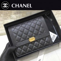 Chanel-84433-03 原版皮 經典球紋菱格紋 小巧精美的鏈條包 迷妳風琴設計