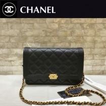 Chanel-80287-01 新色 原單進口球紋 WOC招財包 專櫃同步上市