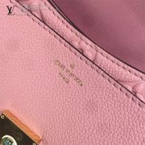LV-M43674 路易威登新款原版皮Blanche系列手提斜背包