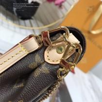 M40718-01 原版皮 手袋