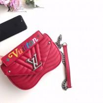 LV-M51930 路易威登新款原版皮NEW WAVE小號手袋