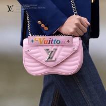 LV-M51933 路易威登新款原版皮NEW WAVE小號手袋