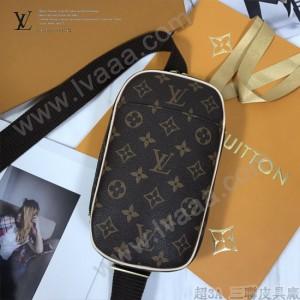M51870-01 原版皮 腰包 胸包