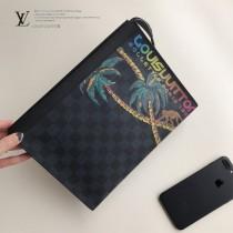 LV-N63150 路易威登新款原版皮椰樹系列手包