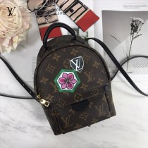 M99520 原版皮MONOGRAM BACKPACK MINI 雙肩包