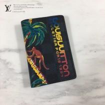 N63508 原版皮 口袋錢夾 卡包
