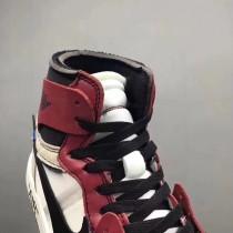 OFF-AA3834-01  OFF WHITE x AIR JORDAN聯名籃球鞋