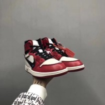 OFF-AA3834-01  OFF WHITE x AIR JORDAN聯名籃球鞋