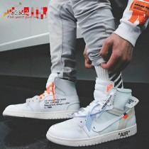 AJ-AA3834  Air Jordan聯名Off White 運動鞋