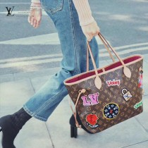 LV-M43988 路易威登新款原版皮秋冬新款購物袋