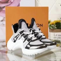 LV鞋子-3 路易威登專櫃同步上新男女款全新科技運動鞋