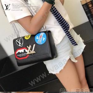 LV-M50280-01  路易威登專櫃同步原版皮系列女款斜背包