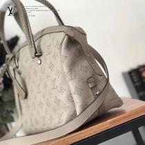 LV-M54671-01  路易威登專櫃同步原版皮系列女款購物袋
