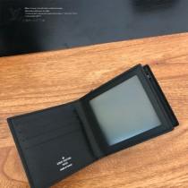 LV-M60053-01  路易威登專櫃同步原版皮系列男士短夾