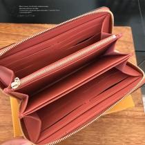 LV-M62318  路易威登專櫃同步原版皮系列拉鏈錢包