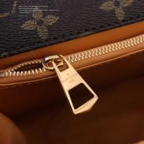LV-M53355-01  路易威登專櫃同步原版皮系列女款手提斜背包