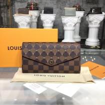 LV-N60123  路易威登新款經典LU SARAH信封錢包