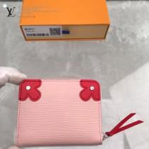 LV-M62971-01  路易威登新款原版皮Zippy拉鏈零錢包