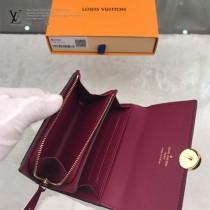 LV-M64587  路易威登新款原版皮短款錢夾