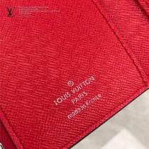 LV-M64212-02  路易威登新款原版皮Victorine錢夾