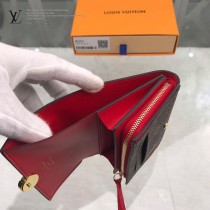 LV-M64587-02  路易威登新款原版皮短款錢夾
