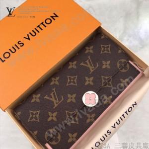 LV-M64585-02  路易威登新款原版皮錢夾