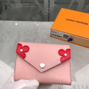 LV-M62980-01  路易威登新款原版皮Victorine錢夾