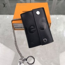 LV-M64212-01  路易威登新款原版皮Victorine錢夾