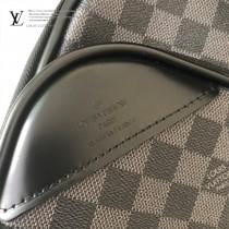 LV-N21225  路易威登新款經典款黑格原單拉桿箱
