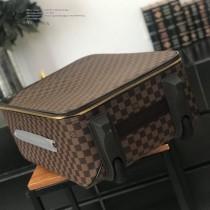 LV-N41386  路易威登新款咖啡格限量版原單拉桿箱