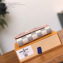 LV-N60059  路易威登新款原版女士零錢包 卡包 短夾