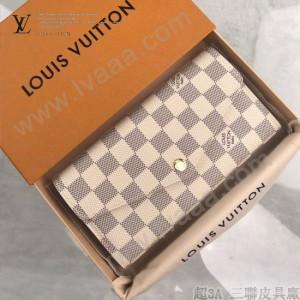LV-N63208  路易威登新款原版女士長夾