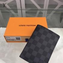 LV-N61226-01  路易威登新款原版男士卡包 錢夾