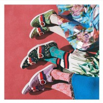 GUCCI襪子-05  古馳明星網紅都愛的長筒襪雙G針織情侶款長筒襪