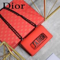 Dior-011-01   迪奧新款原版皮鏈條包