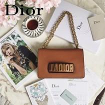 Dior-010-01   迪奧新款原版皮鏈條包