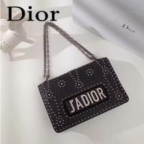 Dior-012   迪奧新款原版皮小母牛柔軟手提包